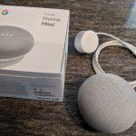 【感想】Google Homeを1ヶ月使ってみて